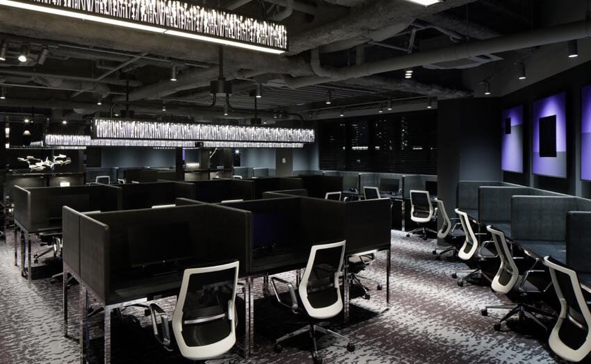 渋谷のコワーキングスペース「ワークコート渋谷松濤」7F STILLNESS
